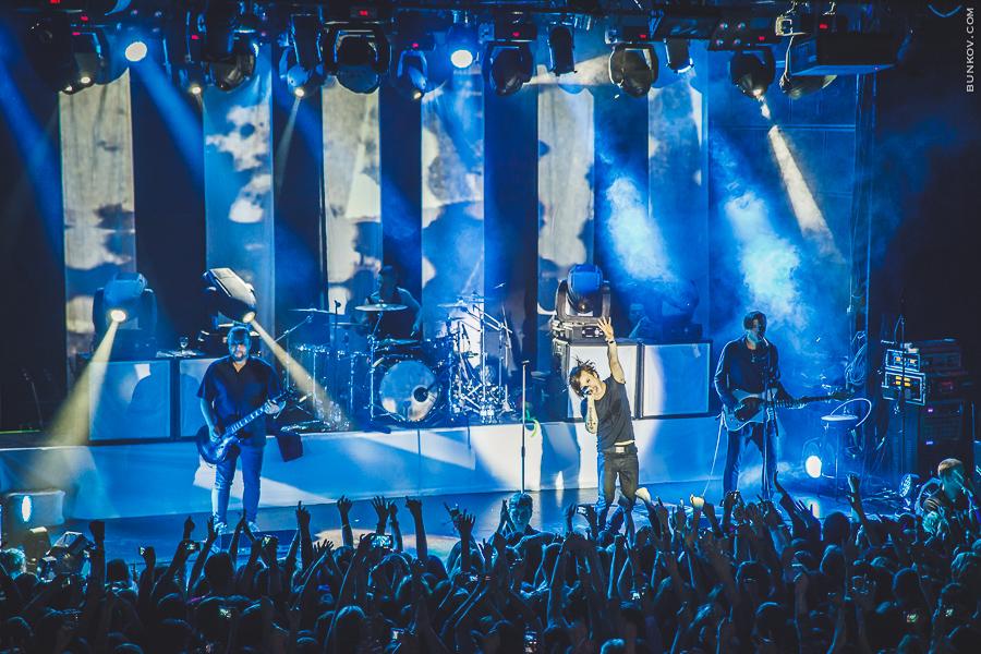 Тур группы Rasmus 2018