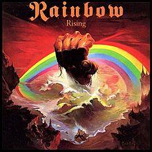 "Rainbow ""Rising"", 1976."