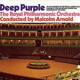 "Deep Purple ""Concerto for Group and Orchestra"