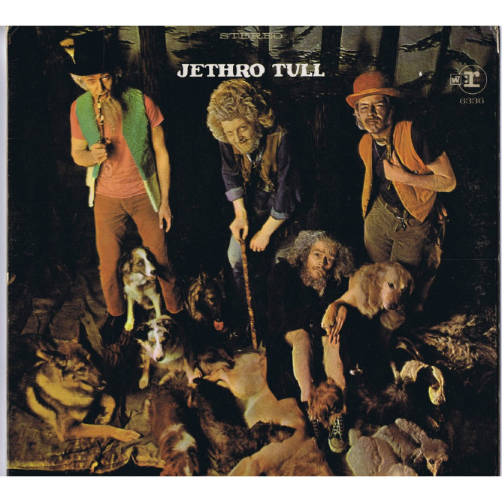 "Jethro Tull ""This Was"