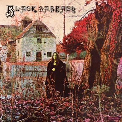 "Black Sabbath ""Black Sabbath"", 1970."