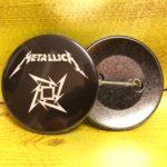 Купить Значок Metallica -1