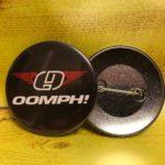 Купить Значок OOMPH - 1