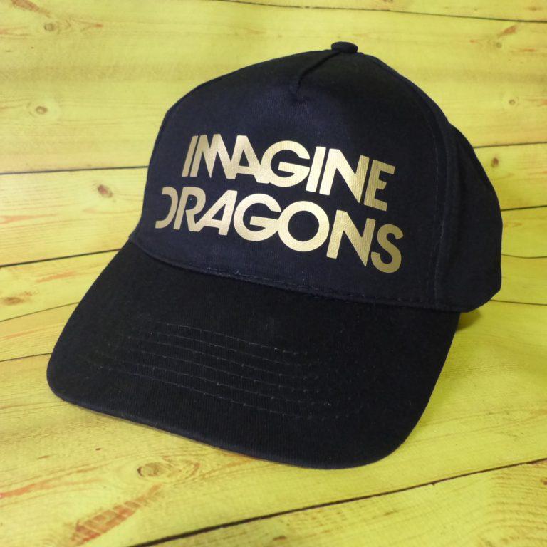 Бейсболка Imagine Dragons - 1