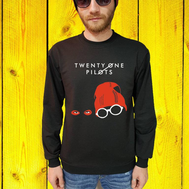Свитшот Twenty One Pilots 14