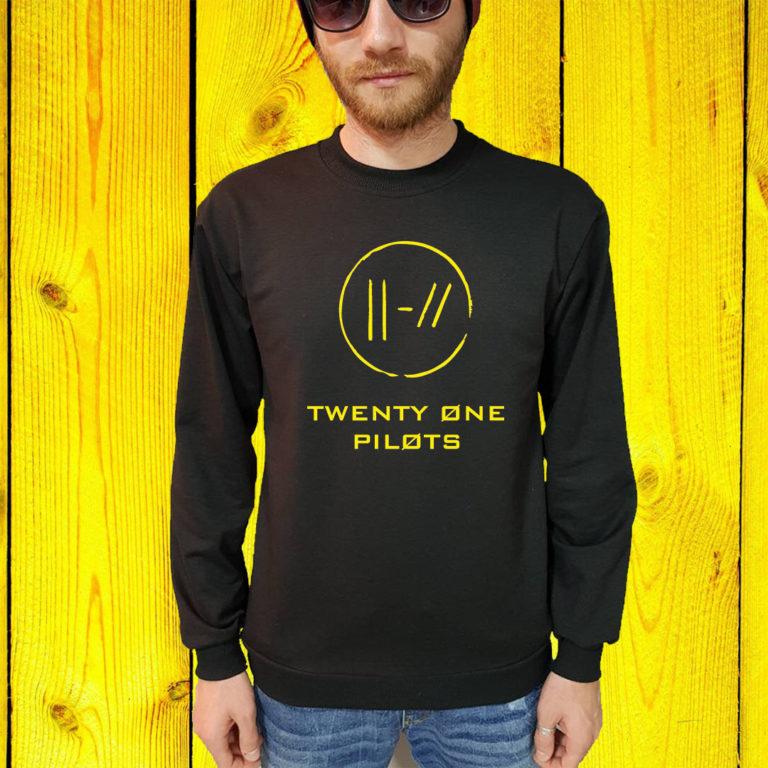 Свитшот Twenty One Pilots 23