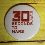 Значок 30 seconds to mars