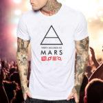 Футболка 30 Seconds to Mars 7