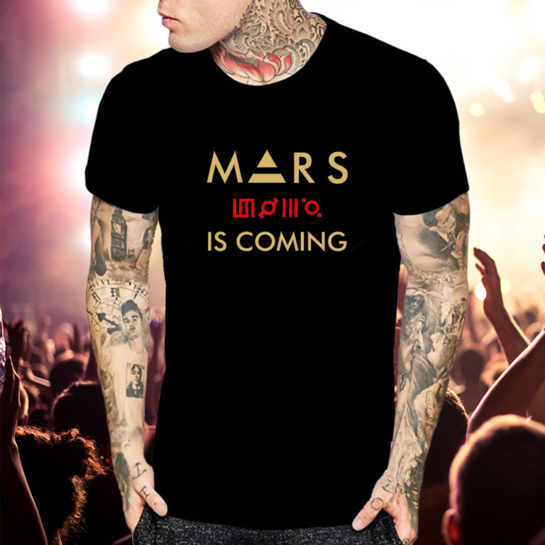 Цена Футболка 30 Seconds to Mars 6
