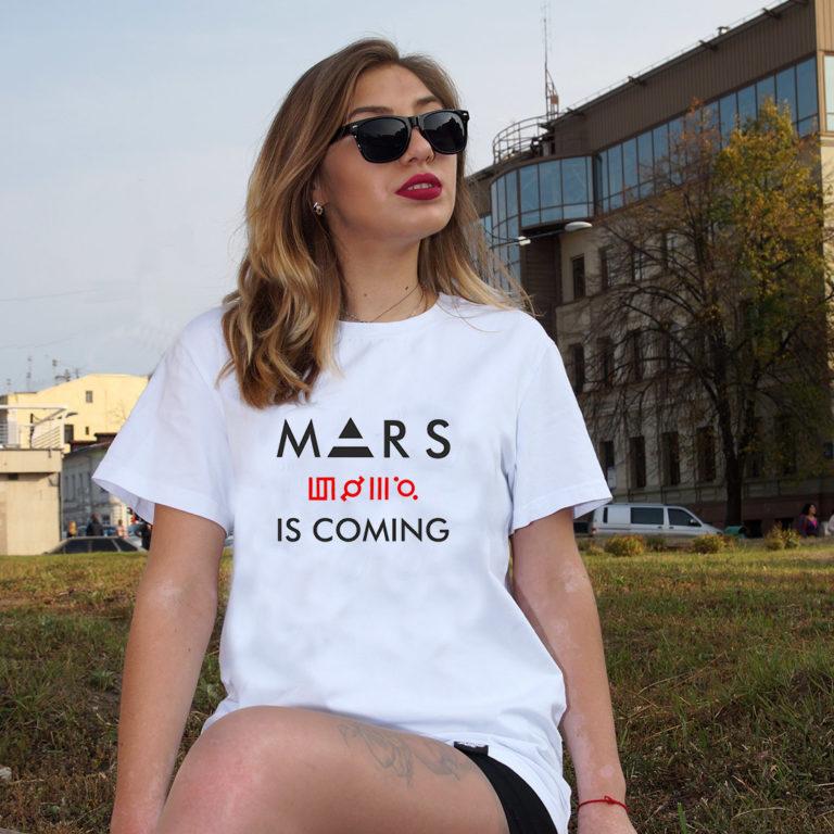 Футболка 30 Seconds To Mars - 1