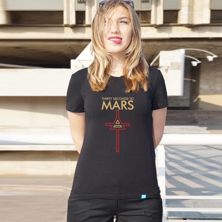 Футболка 30 Seconds to Mars 8