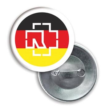 Купить Значок Rammstein -01