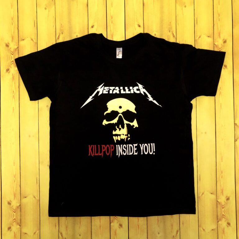 Купить Футболка Metallica 5