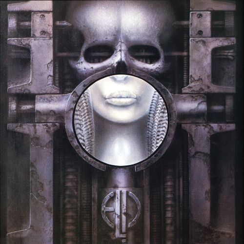 "Emerson, Lake and Palmer ""Brain Salad Surgery"", 1973"