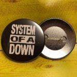 Купить Значок System Of a Down -1