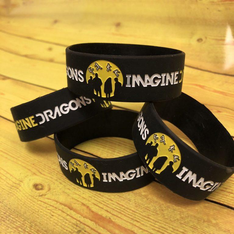 Браслет Imagine Dragons -01