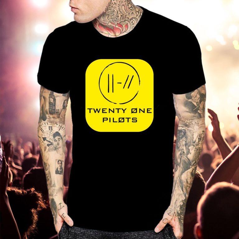 Футболка Twenty One Pilots 22