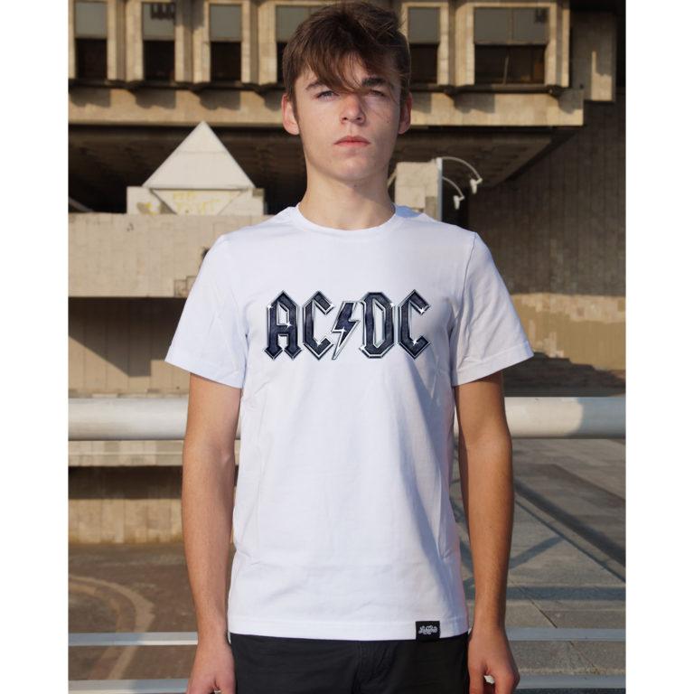 Футболка AC/DC 8