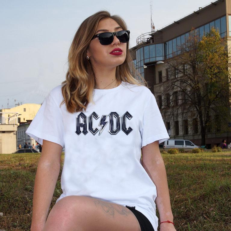 Футболка AC DC 7