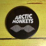 Значок ARCTIC MONKEYS - 1