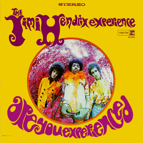 "Jimi Hendrix Experience ""Are You Experienced"