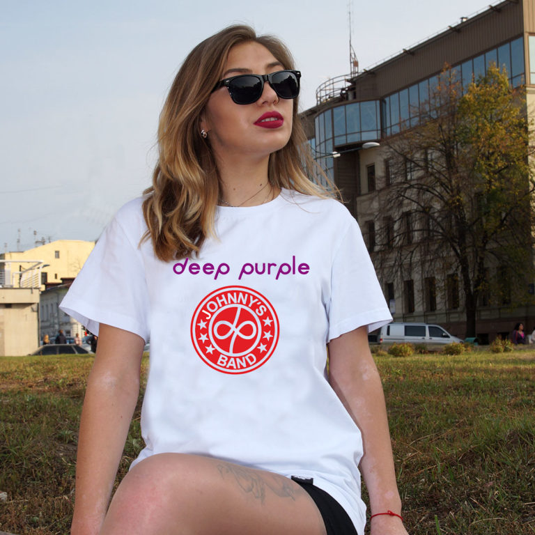 Футболка DEEP PURPLE 02