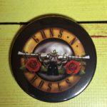 Значок Guns n Roses-1