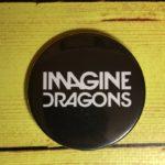 Значок Imagine Dragons -01