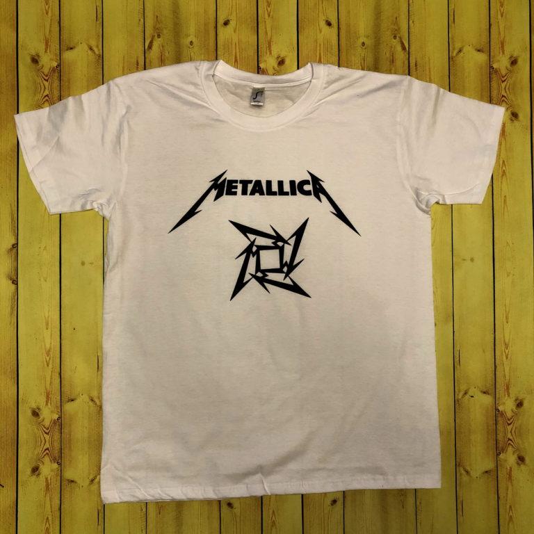 Цена Футболка Metallica 6