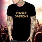 Купить Футболка Imagine Dragons 14