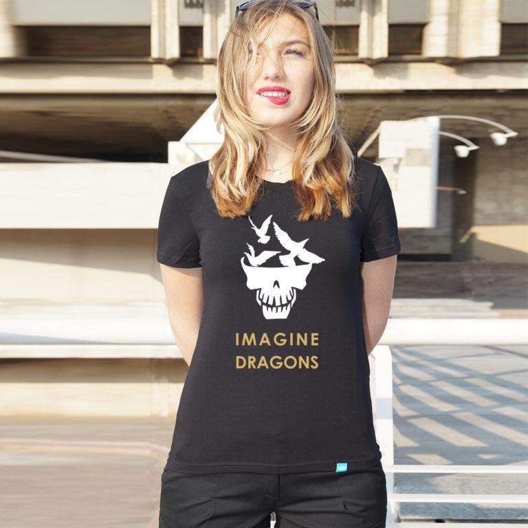 Футболка Imagine Dragons - 4