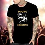 Цена Футболка Imagine Dragons 19