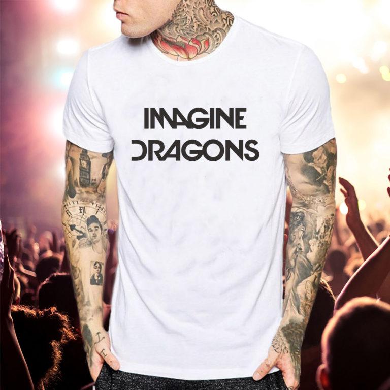 Футболка Imagine Dragons 14