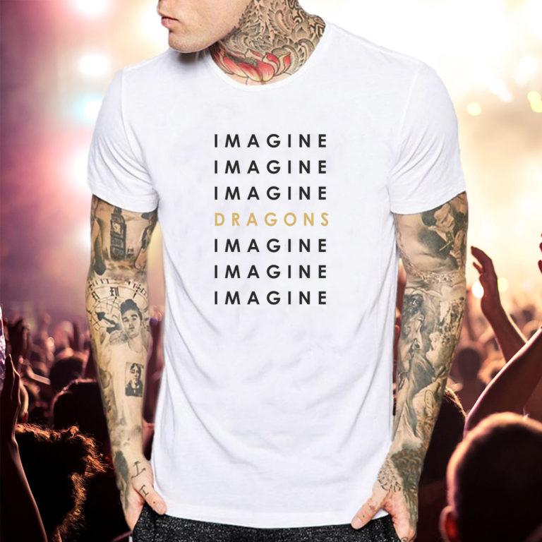 Купить Футболка Imagine Dragons 17