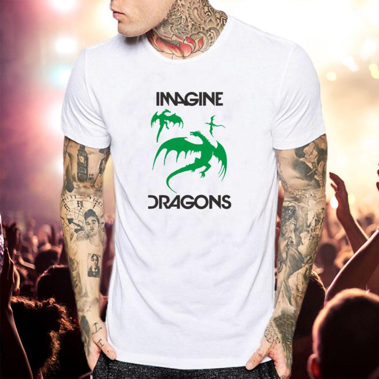 Футболка Imagine Dragons 19