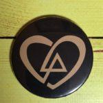 Значок Linkin Park -01
