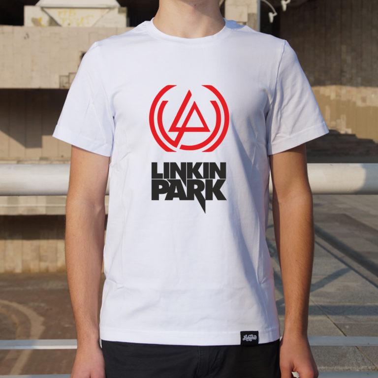 Купить Футболка Linkin Park 10
