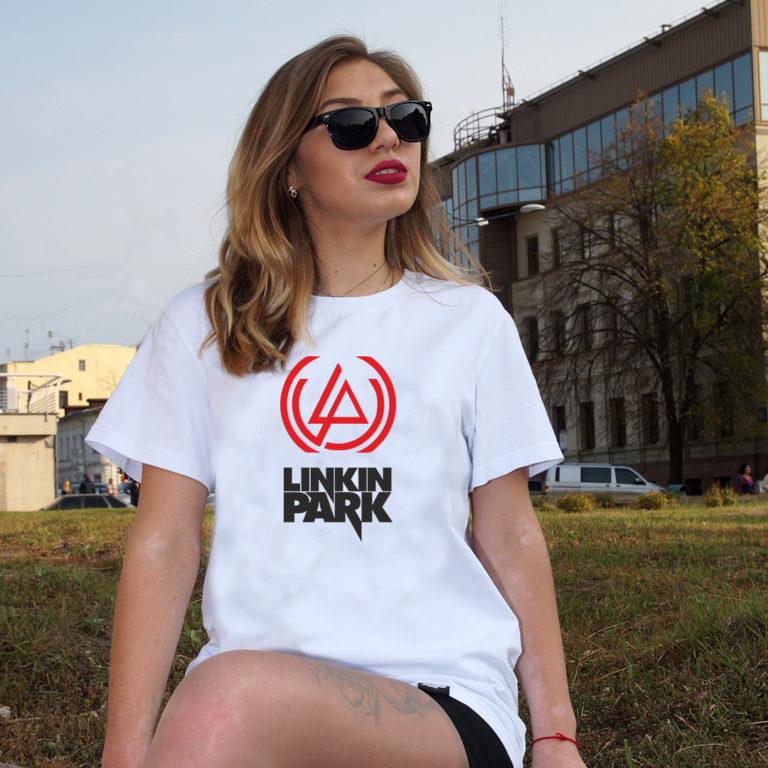 Купить Футболка Linkin Park - 3