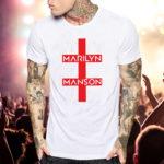 Цена Футболка Marilyn Manson 1
