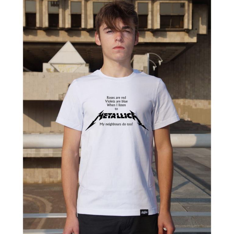 Купить Футболка Metallica 18