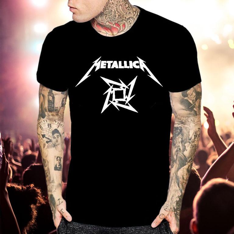 Купить Футболка Metallica 6