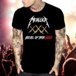 Цена Футболка Metallica 2