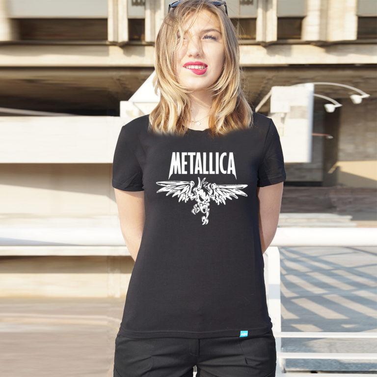 Футболка Metallica 14