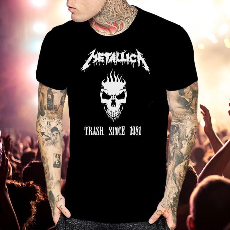 Футболка Metallica 3