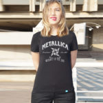 Купить Футболка Metallica 9