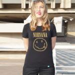 Футболка  Nirvana 7