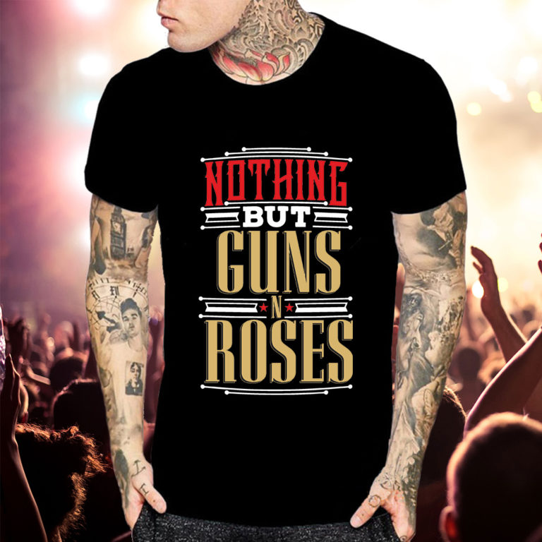 Футболка Guns'n'Roses 03