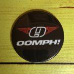 Значок OOMPH - 1