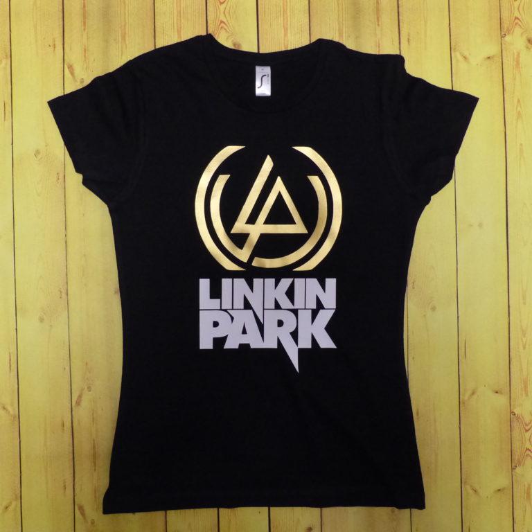 Цена Футболка Linkin Park - 3