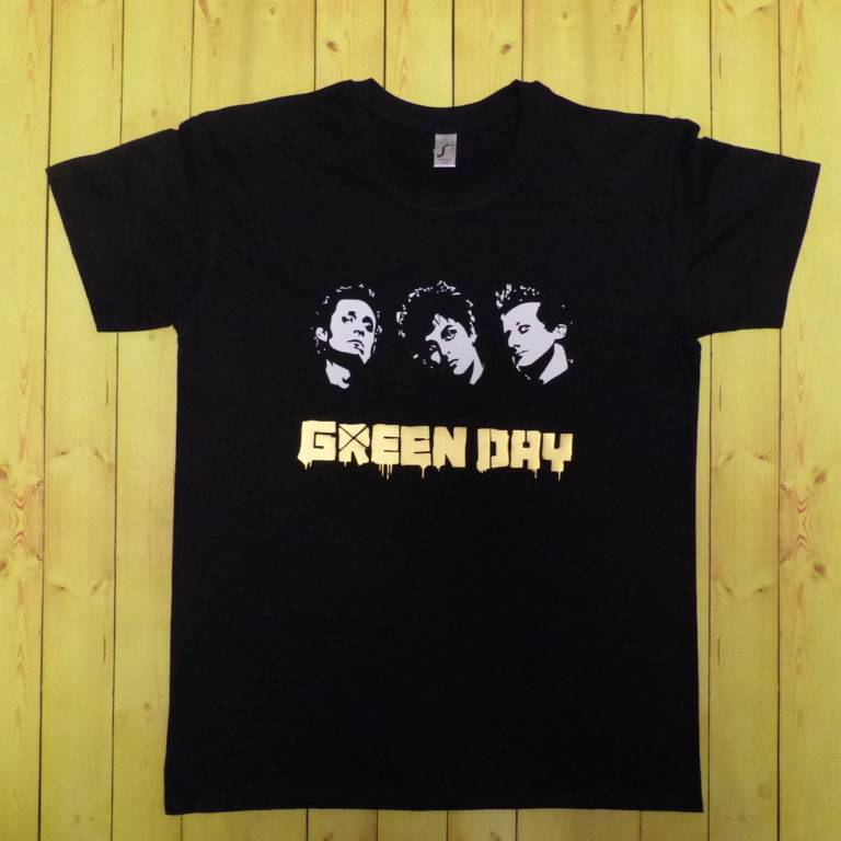 Купить Футболка Green Day  1